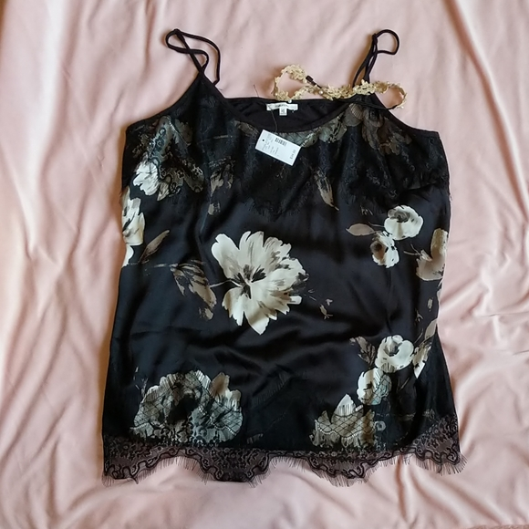 Maurices Tops - Flower cami
